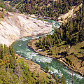 Yellowstone River by Jon Berghoff