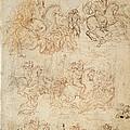 Italy, Veneto, Venice, Accademia Art by Everett
