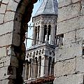 Views Of Split Croatia by Richard Rosenshein