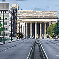 30th Street Station From Jfk Blvd by Bill Cannon