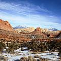 Capitol Reef National  Park Cathedral Valley by Mark Smith