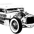 31 Model A by Guy Whiteley