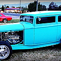 32 Ford Victoria Two Door by Bobbee Rickard