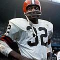 #32 Jim Brown by R A W M