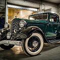 '33 Plymouth by Douglas Pittman