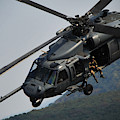 33rd Rescue Squadron, Osan Air Base by Science Source