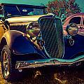 34 Ford Conv by Daniel Enwright