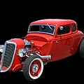 34 Ford Coupe by Jack Pumphrey