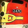 347 C  Up Close by K Alan Jarrett