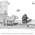 A Fire Hydrant by Zachary Kanin