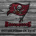 Tampa Bay Buccaneers by Joe Hamilton