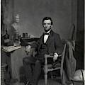 Abraham Lincoln (1809-1865) by Granger