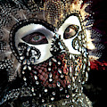 Venice, Italy Mask And Costumes by Darrell Gulin
