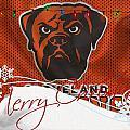 Cleveland Browns by Joe Hamilton