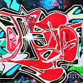Graffiti by Luis Alvarenga