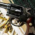 38 Revolver by Alan Metzger