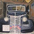 39 Chevy by Peggy Dickerson