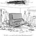 O. K. - So We'll Call It Beef Rachmaninoff by Tom Cheney