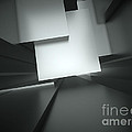 3d Abstract Architectural Background by Christophe ROLLAND