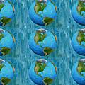 3d Render Of Planet Earth 1 by Jeelan Clark