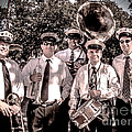 3rd Line Brass Band by Renee Barnes