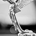 1928 Isotta Fraschini Tipo 8as Landaulet Hood Ornament by Jill Reger