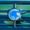 1933 Pontiac Emblem -0467c by Jill Reger