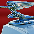 1936 Packard Hood Ornament by Jill Reger