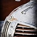 1938 Dodge Ram Hood Ornament by Jill Reger