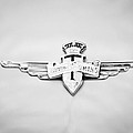 1954 Hudson Italia Touring Coupe Emblem by Jill Reger
