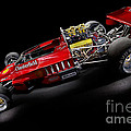 1974 Lola T332  F5000 Race Car V8 5 Litre by Frank Kletschkus