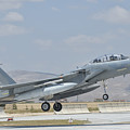A Royal Saudi Air Force F-15 by Giovanni Colla