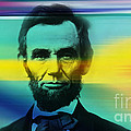 Abraham Lincoln by Marvin Blaine