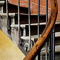 Ancient Staircase by Brian Jannsen