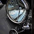 Antique Auto by Michael Brooks