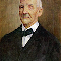 Anton Bruckner  Austrian Musician by Mary Evans Picture Library
