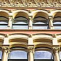 Arch Windows by Tom Gowanlock