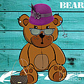 Baby Bear Collection by Marvin Blaine
