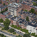 Back Bay District, Boston by Dave Cleaveland
