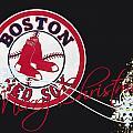 Boston Red Sox by Joe Hamilton