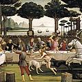 Botticelli, Alessandro Di Mariano Dei by Everett