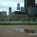 Buckingham Fountain by Alfie Martin