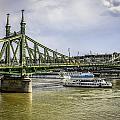 Budapest Bridge by Chris Smith