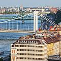 Budapest Cityscape by Artur Bogacki