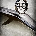 Buick Riviera Hood Ornament  by Jill Reger