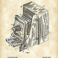 Camera Patent 1887 - Vintage by Stephen Younts