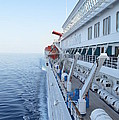 Carnival Elation by Richard Booth