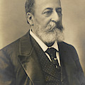 Charles-camille Saint-saens, French by Mary Evans Picture Library