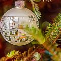 Christmas Tree Ornaments And Decorations by Alex Grichenko