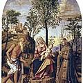 Cima Da Conegliano, Giovanni Battista by Everett